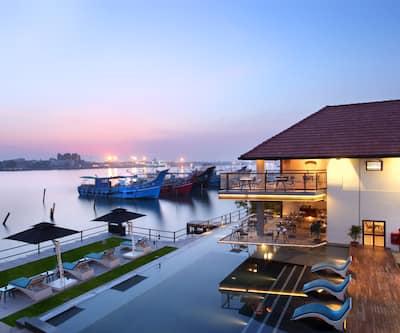 Xandari Harbour,Cochin