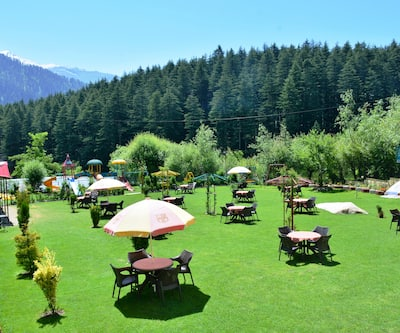 Snow Valley Resorts,Manali