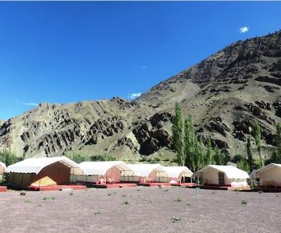 Camp Delight Ullay,Leh