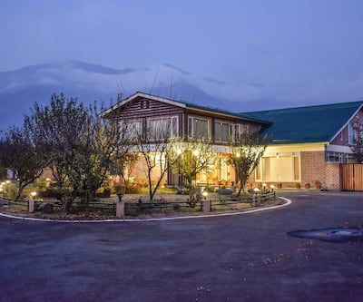 The Orchad Retreat And Spa,Srinagar