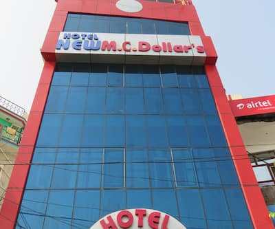 Hotel New M.C. Dollar's, Residency Road,