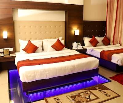 Hotel The Leisure Inn, Jahalwar Road,