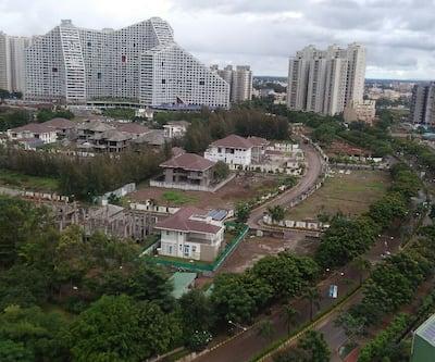 Kalpatharuvu-KNY Service Apartments, Magarpatta,