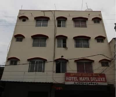 Hotel Maya Deluxe,Hyderabad