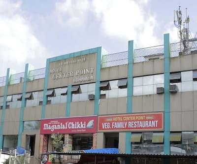 Hotel Center Point,Lonavala