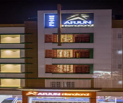 Hotel Arjun International,Lucknow