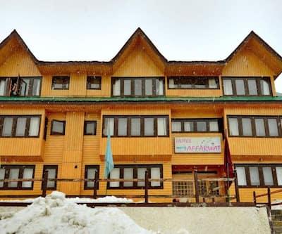 Hotel Affarwat,Gulmarg
