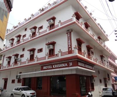 Hotel Krishna Ji,Haridwar