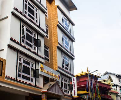 Jain Group Hotel Royal Orchid & Spa,Gangtok