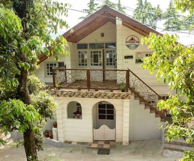 Nawang's Den,Dalhousie