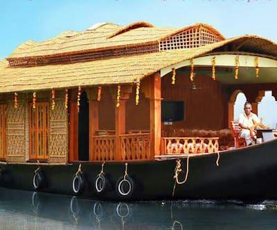 Kerala Shalabam 1 Bed,Alleppey