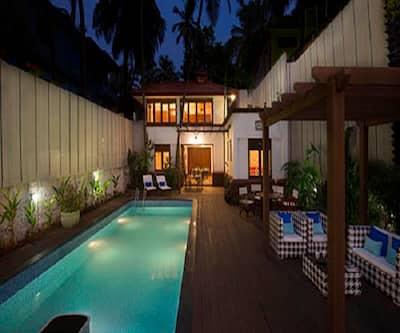 Mawi Infinity Villa Arambol,Goa