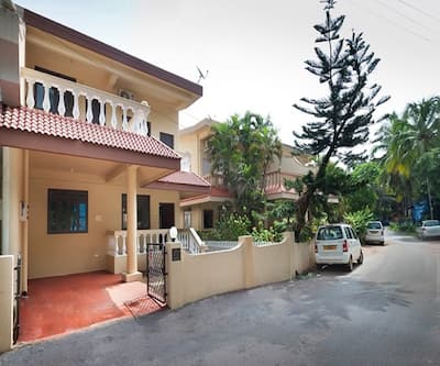 3BHK with Shared swimming pool --- PHASE3,Goa
