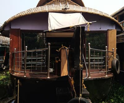 Carnival House Boat 2 Bed,Alleppey