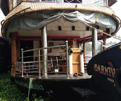 Carnival House Boat 3 Bed,Alleppey