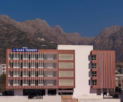 Hotel Rama Trident,Katra