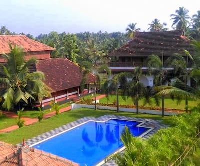 Kumarakom Heritage Resort,Kumarakom