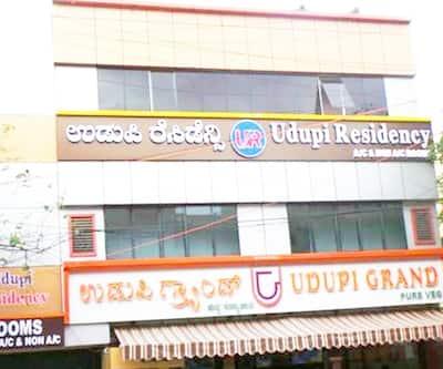 Hotel Udupi Residency,Bangalore