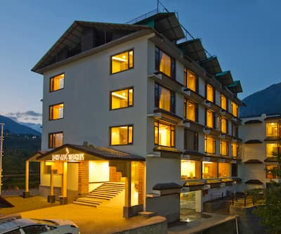 Hotel Rohtang Heights,Manali