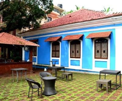 Nirvaah  Villa Off-Calangute,Goa