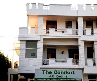 The Comfort,Alwar