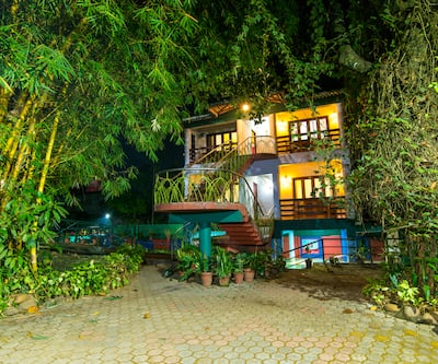 Haritagiri Hotel & Ayurvedic Village,Wayanad
