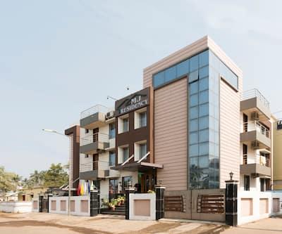 HotelMJResidency,Puri