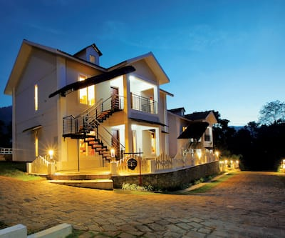 Broad Bean Resort & Spa,Munnar
