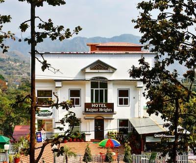Hotel Rajpur Heights,Dehradun