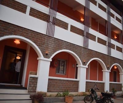 A K Seaview Residency,Pondicherry