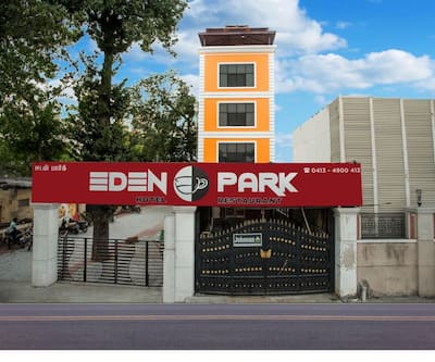 Eden Park Hotel,Pondicherry