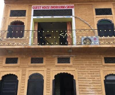 Dhora Rani Guest House,Jaisalmer