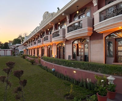 The Golden Palms Hotel & Spa, Sylverton,Mussoorie