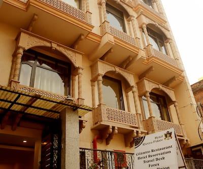 Hotel Rivera Palace,Varanasi