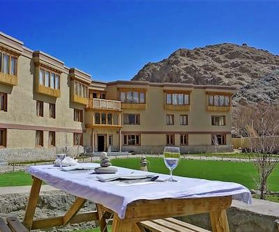 The Driftwood Ladakh,Leh