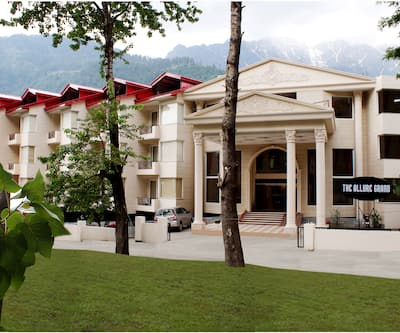 The Allure Grand Resort,Manali