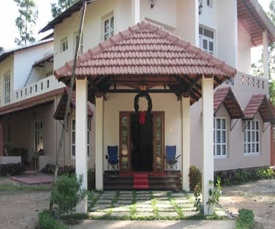 Bungalow Amidst Coffee Estate,Coorg