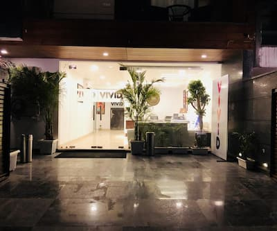 Vivid Boutique Hotel,Gurgaon