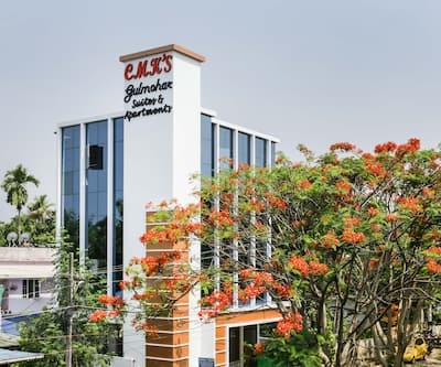 Treebo Trend CMKs Gulmohar Suites,Cochin