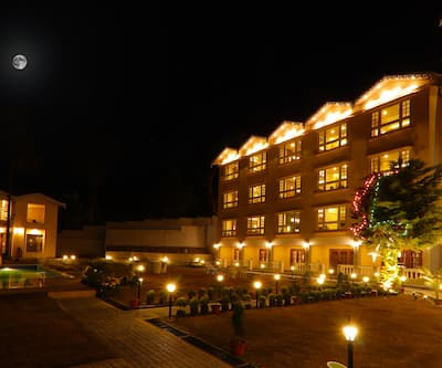 Pinetree Spa And Resort,Kalimpong