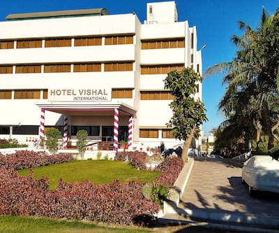 Hotel Vishal International,Jamnagar