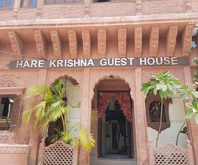 Hare Krishna Guest House,Jodhpur