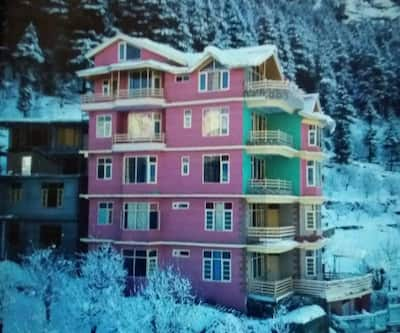 Rigzin Nest Cottage,Manali