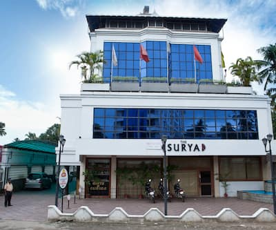 The Surya Hotel,Cochin