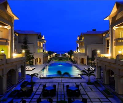 The Chariot Resort & Spa,Puri
