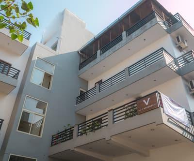 Hotel Chitra Grand,Haridwar