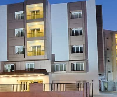 Kuber Inn-Nandanam,Chennai
