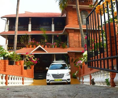 Vijaya Varma Beach Resort,Kovalam