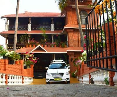Vijaya Varma Beach Resort,Kovalam