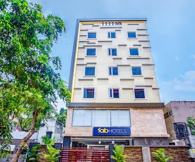 FabHotel RR Grand MG Road,Vijayawada